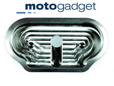 Motogadget Motoscope Mini Combi Weld in Combi Bracket