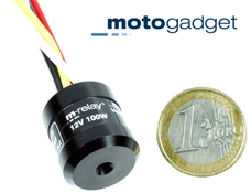 Motogadget m-Relay+ Flasher Indicator Relay
