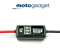 Motogadget m~Stop Digital Brake Light Modulator