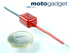 Motogadget m-Wave Fading Digital Flasher Indicator Relay