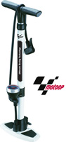 MotoGP Branded 2~Stage Motorbike Cycle Track Tyre Pump