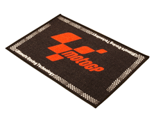 MotoGP Workshop Showroom Entrance Mat