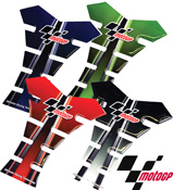 MotoGP Linear Spine Motorcycle Petrol Tank Scratch Protectors