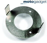 Motogadget Motoscope Classic Stainless Steel MSC Mounting Bracket