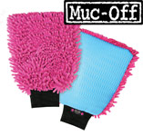 Muc~Off Microfibre Motorbike Wash Mitt 2in1