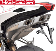 MV Agusta F4 F4R 2014~16 Highsider Tail Tidy Number Plate Bracket