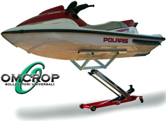 Omcrop Hydraulic 350Kg Universal Jet Ski PWC Workshop Lift