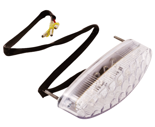 Oxford 3~in~1 LED Tail, Brake and Plate Light