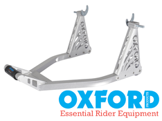 Oxford Ultra Lightweight Aluminium Rear Paddock Stand