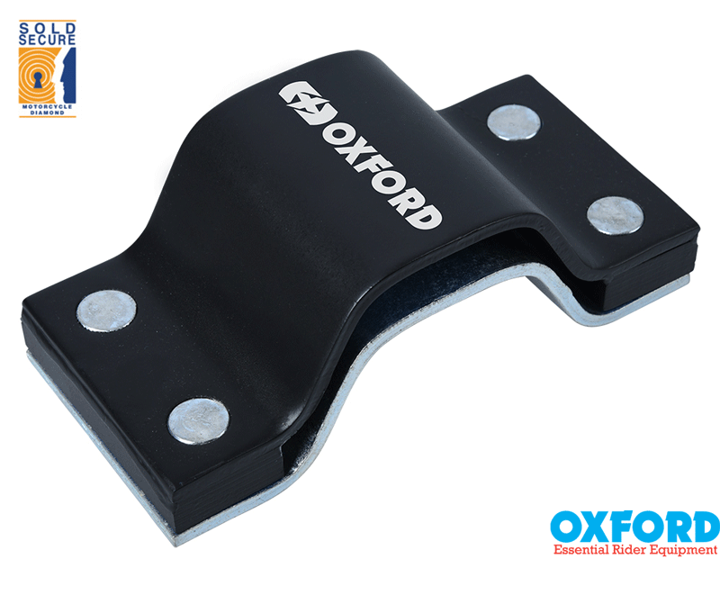 Oxford AnchorForce Extra Strong Bolt Down Motorcycle Ground Anchor