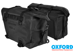 Oxford Aqua P32 32 Litre All Weather Waterproof Panniers