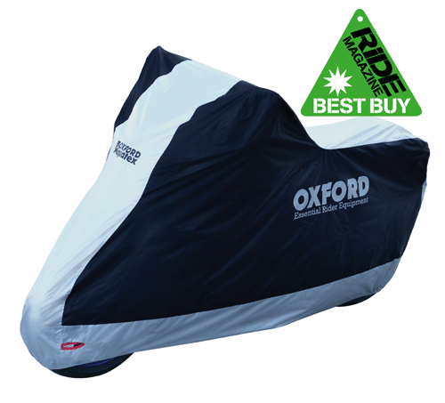 Oxford Aquatex Essential Motorcycle & Scooter Rain Cover