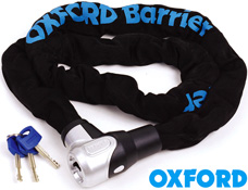 Oxford Barrier 1.5m Motorcycle Chain Lock