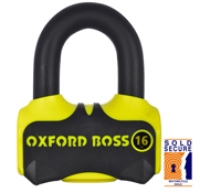 Oxford Boss 16 Ultimate Motorcycle Disc Lock