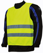 Oxford Bright Reflective Motorbike High Visibility Tabbard Top