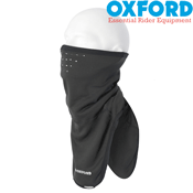 Oxford Deluxe Neck Tube Micro Fleece in Black