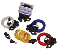 Oxford 1.8m Motorcycle Accessory Cable Lock