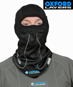 Oxford Chillout Thermal WindProof Motorcycle Balaclava