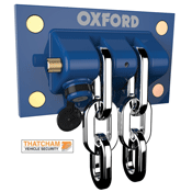Oxford Docking Station Ultimate Motorcycle Ground Anchor