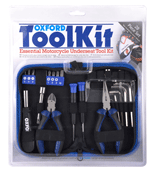 Oxford Essential Motorcycle Underseat Tool Kit