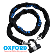 Oxford Heavy Duty Motorbike Chain And Padlock