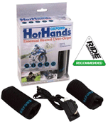 Oxford Hot Hands Heated Motorbike Hothand Over Grips