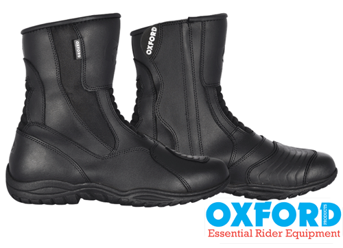 Oxford Hunter Waterproof Motorbike Boots