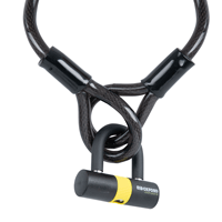 Oxford LoopLock 15 2m Motorbike Scooter Cable Lock