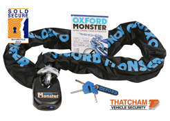 Oxford Monster Ultra Strong Chain Lock