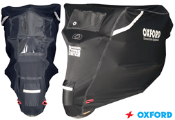 Oxford Protex Outdoor Stretch~Fit Motorcycle Cover