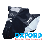 Oxford Rainex Deluxe Motorcycle Scooter Rain & Dust Cover