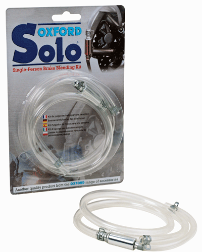 Oxford Solo Motorcycle Brake Bleeder