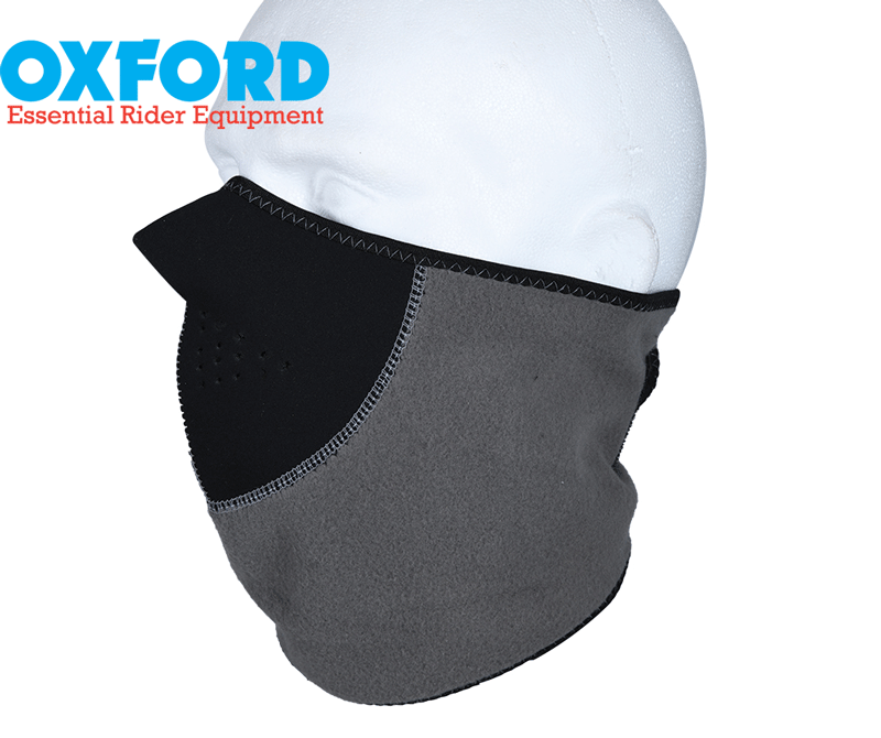 Oxford Toasty Warm and Comfortable Motorcycle Face Mask