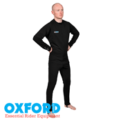 Oxford WarmDry Mens Thermal One~Piece Suit Base Layer