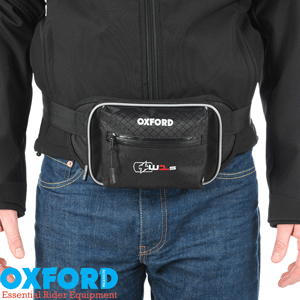 Oxford Lifetime XW1s 1.5ltr Motorcycle Waist Bag