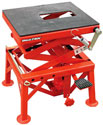 BikeTek Heavy Duty MX Motocross Motorcycle Hydraulic Scissor Lift