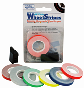 Oxford Wheel Stripes Reflective or Fluorescent Motorcycle Rim Tapes
