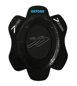 Oxford ROK Oval Sparkie Titanium Knee Sliders