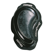 Oxford ROK Drop Black Trackday Knee Sliders