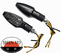 Shin Yo Como E-Marked LED Motorcycle Indicators