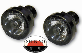 Shin Yo Surface Mount LED Parking Light Pair E~marked