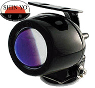 Shin Yo Mini Ellipsoid Motorcycle Projector Fog Light