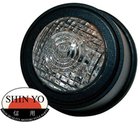 Shin Yo Old School Type 2 LED Rear Stop and Tail Light