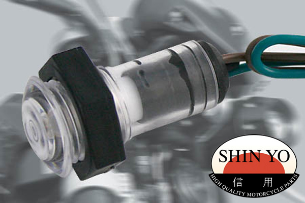 Shin Yo Universal Panel Mount Motorcycle LED Parking Light