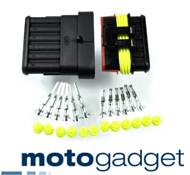 Motogadget Supersealed Connector AMP-Style 6-pin