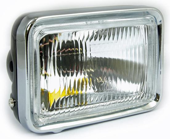 bikermart bikeit replacement headlight for suzuki gs125. Black Bedroom Furniture Sets. Home Design Ideas