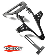 Suzuki GSXR1000 03~04 Highsider Tail Tidy Number Plate Bracket