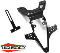 Suzuki GSXR600/750 2011~16 Highsider Tail Tidy Number Plate Bracket