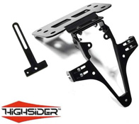 Suzuki GSXR750 04~05 Highsider Tail Tidy Number Plate Bracket
