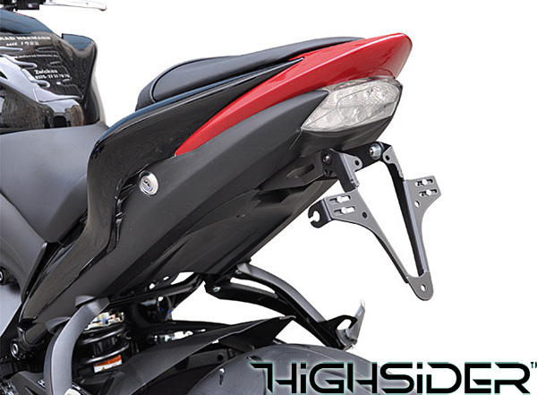 Suzuki GSX~S 1000 F 2015~ Highsider Tail Tidy Number Plate Bracket